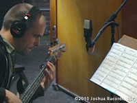 Jamin Swenson, Bass- Music for the Documentary