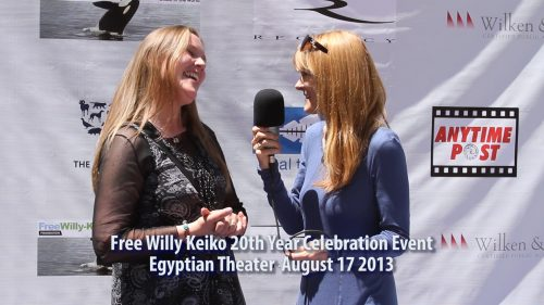 Free Willy 20th Year Celebration Event, Egyptian Theater, August 17 2013
