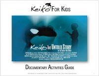 Keiko Documentary Activities Guide